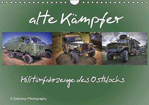 9783664114955: alte Kämpfer- Militärfahrzeuge des Ostblocks (Wandkalender 2016 DIN A4 quer): Fahrzeuge die Geschichte geschrieben haben (Monatskalender, 14 Seiten)
