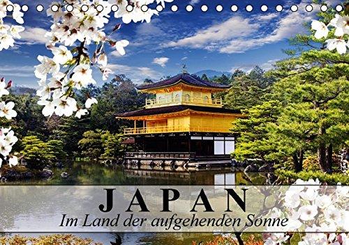 9783664117536: Japan. Im Land der aufgehenden Sonne (Tischkalender 2016 DIN A5 quer): Pulsierendes Leben inmitten von Tradition und Moderne (Geburtstagskalender, 14 Seiten)