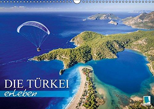 9783664118328: Die Türkei erleben - Wandkalender 2016