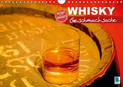 9783664132928: Whisky - Geschmacksache (Wandkalender 2016 DIN A4 quer): Vom Feld ins Fass (Monatskalender, 14 Seiten)
