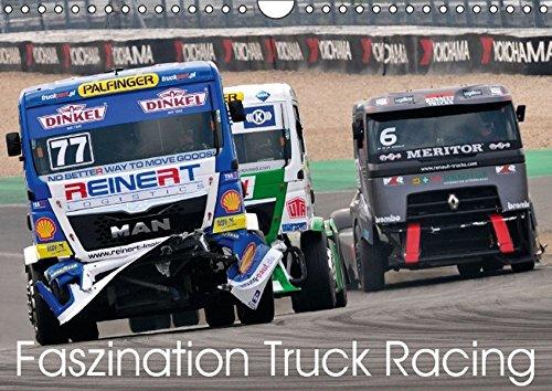9783664135950: Faszination Truck Racing (Wandkalender 2016 DIN A4 quer): Spektakuläre Rennszenen vom Truck Grand Prix am Nürburgring - Actionszenen und PS-Boliden ... und Trucker (Monatskalender, 14 Seiten)