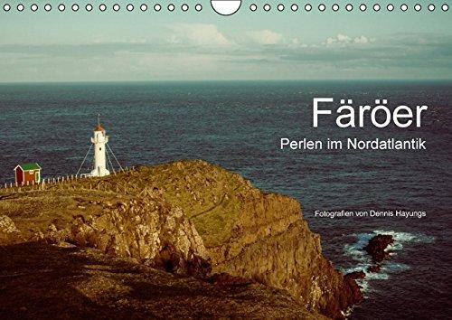 9783664153039: Färöer (Wandkalender 2016 DIN A4 quer): Perlen im Nordatlantik (Monatskalender, 14 Seiten)