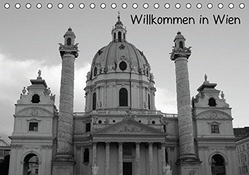 9783664182602: Willkommen in Wien (Tischkalender 2016 DIN A5 quer)
