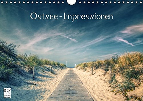 9783664186839: Ostsee - Impressionen - Wandkalender 2016