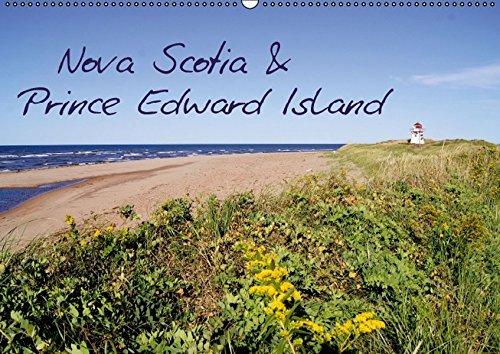 9783664188789: Nova Scotia & Prince Edward Island - Wandkalender 2016