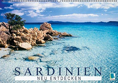 9783664233083: Sardinien neu entdecken (Wandkalender 2016 DIN A2 quer): Sardinien: Sonne, Strand und Wellen im Mittelmeer (Monatskalender, 14 Seiten)