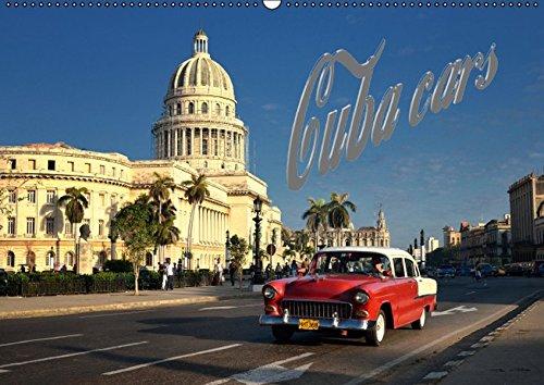 9783664239658: Cuba Cars (Wandkalender 2016 DIN A2 quer): Ein Foto-Kalender mit Kubas Oldtimern (Monatskalender, 14 Seiten)