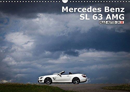 9783664256150: Mercedes-Benz SL 63 AMG - Wandkalender 2016