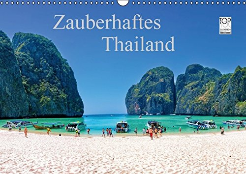 9783664279371: Zauberhaftes Thailand - Wandkalender 2016