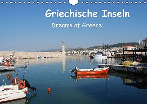 9783664312146: Griechische Inseln (Wandkalender 2016 DIN A4 quer): Dreams of Greece (Monatskalender, 14 Seiten)