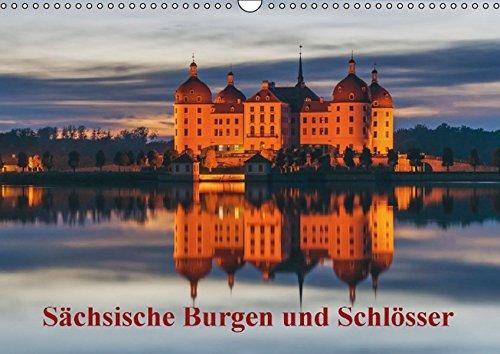 9783664317271: Sächsische Burgen und Schlösser / CH-Version (Wandkalender 2016 DIN A3 quer): Sächsische Burgen und Schlösser, der Fotograf Gunter Kirsch zeigt einige ... Sachsen. (Monatskalender, 14 Seiten)
