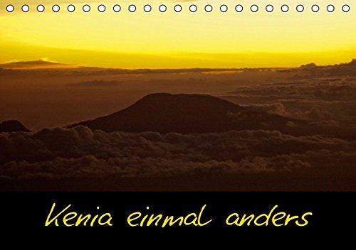 9783664324507: Kenia einmal anders (Tischkalender 2016 DIN A5 quer): Einblicke in Städte und Landschaften Kenias (Monatskalender, 14 Seiten)