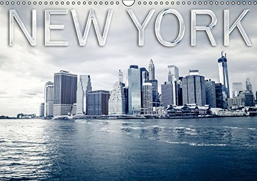 9783664330249: New York - Wandkalender 2016