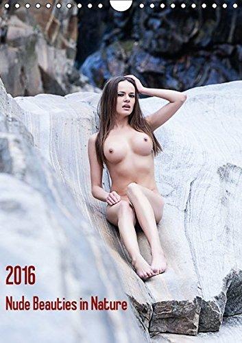 9783664337071: Nude Beauties in Nature (Wandkalender 2016 DIN A4 hoch): Aktfotografie in der Natur (Monatskalender, 14 Seiten)
