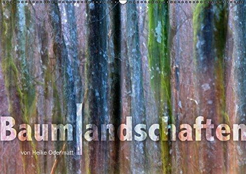 9783664351497: Baumlandschaften 2016 (Wandkalender 2016 DIN A2 quer): B�ume, Symbol des Lebens (Monatskalender, 14 Seiten)