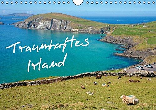 9783664355518: Traumhaftes Irland (Wandkalender 2016 DIN A4 quer): Dublin, Belfast, atemberaubende Landschaften und einzigartige Kulturdenkmäler der Grünen Insel Irland. (Monatskalender, 14 Seiten)