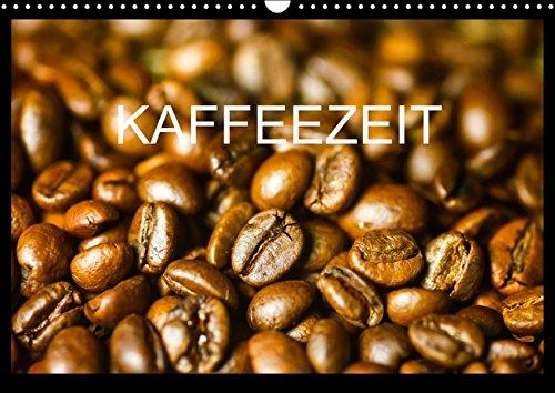 9783664363537: Kaffeezeit (Wandkalender 2016 DIN A3 quer): Fotografien rund um den Kaffee (Monatskalender, 14 Seiten)