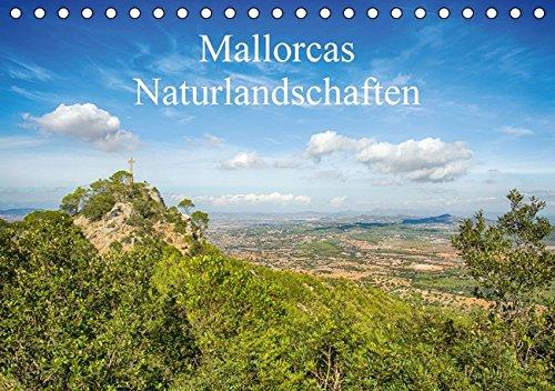 9783664364725: Mallorcas Naturlandschaften (Tischkalender 2016 DIN A5 quer): Bezaubernde Landschaften Mallorcas (Monatskalender, 14 Seiten)