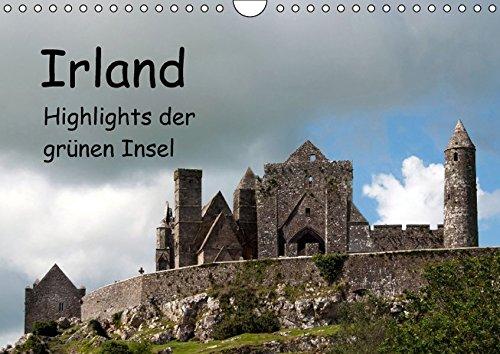 9783664366880: Irland - Wandkalender 2016