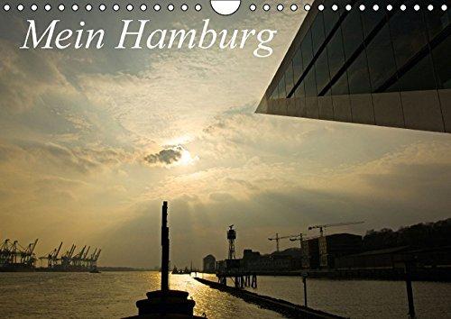 9783664407699: Mein Hamburg (Wandkalender 2016 DIN A4 quer): Hamburg, wie ich es sehe (Monatskalender, 14 Seiten)