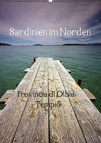 9783664413751: Sardinien im Norden (Wandkalender 2016 DIN A2 hoch): Der Norden Sardiniens - Provincia di Olbia - Tempio (Monatskalender, 14 Seiten)