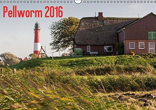 9783664428809: Pellworm 2016 (Wandkalender 2016 DIN A3 quer): Pellworm - Grüne Insel im Wattenmeer (Monatskalender, 14 Seiten)