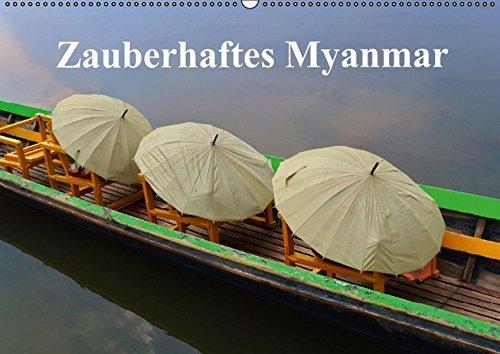 9783664431953: Zauberhaftes Myanmar (Wandkalender 2016 DIN A2 quer): Momentaufnahmen aus Myanmar (Monatskalender, 14 Seiten)
