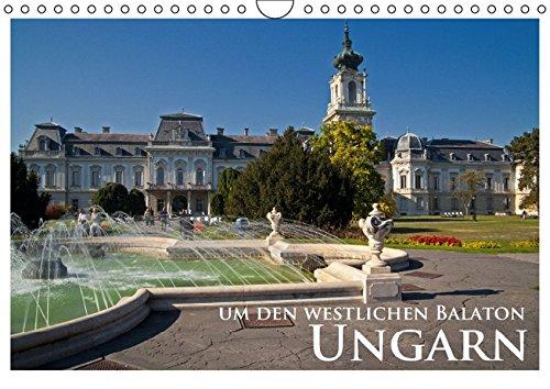 9783664435685: Ungarn - um den westlichen Balaton (Wandkalender 2016 DIN A4 quer): Sehenswertes abseits des Balaton (Monatskalender, 14 Seiten)
