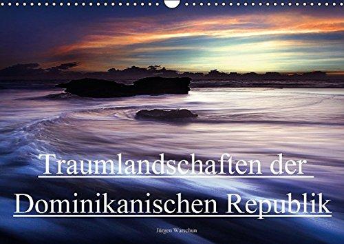 9783664436415: Landschaften der Dominikanischen Republik (Jürgen Warschun) (Wandkalender 2016 DIN A3 quer): Traumhafte Fotos von der landschaftlich schönsten Karibikinsel (Monatskalender, 14 Seiten)
