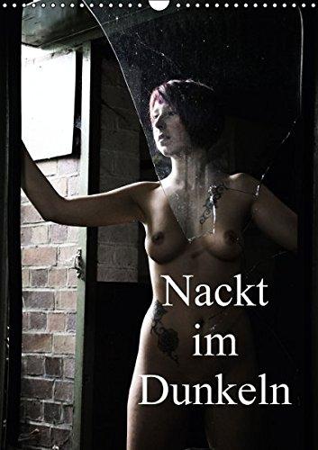 9783664438822: Nackt im Dunkeln / 2016 (Wandkalender 2016 DIN A3 hoch)