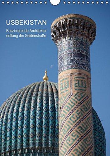 9783664450855: Usbekistan - Faszinierende Architektur entlang der Seidenstraße - Wandkalender 2016