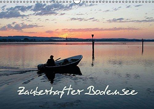 9783664459902: Zauberhafter Bodensee (Wandkalender 2016 DIN A3 quer): Fotografien vom Bodensee im Wechsel der Jahreszeiten (Monatskalender, 14 Seiten)