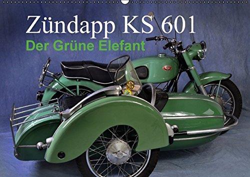 9783664461851: Z�ndapp KS 601 (Wandkalender 2016 DIN A2 quer): Ein Kraftpaket aus vergangenen Tagen (Monatskalender, 14 Seiten)