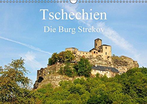 9783664462896: Tschechien - Die Burg Strekov (Wandkalender 2016 DIN A3 quer): Tschechien - Die Burg Strekov (Monatskalender, 14 Seiten)