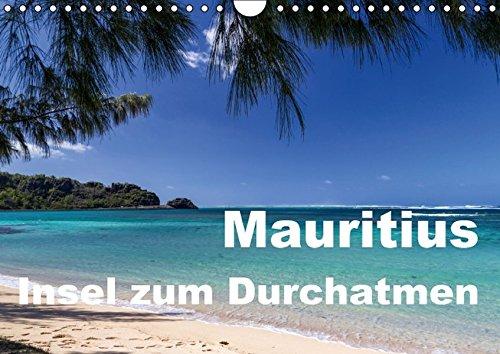 9783664464364: Mauritius - Insel zum Durchatmen (Wandkalender 2016 DIN A4 quer)