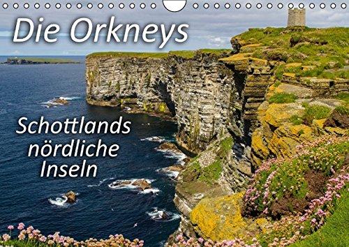 9783664475391: Die Orkneys - Schottlands nördliche Inseln (Wandkalender 2016 DIN A4 quer)