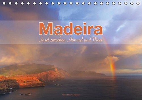 9783664481996: Madeira, Insel zwischen Himmel und Meer (Tischkalender 2016 DIN A5 quer): Bilder von der Insel Madeira (Monatskalender, 14 Seiten)