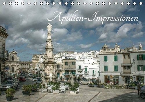9783664491834: Apulien - Impressionen (Tischkalender 2016 DIN A5 quer): Eindr�cke aus dem sch�nen S�den Italiens (Monatskalender, 14 Seiten)