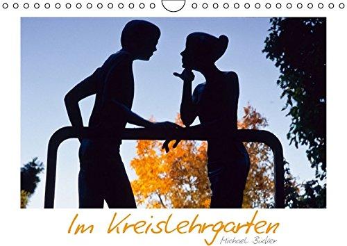 9783664492282: Im Kreislehrgarten (Wandkalender 2016 DIN A4 quer)