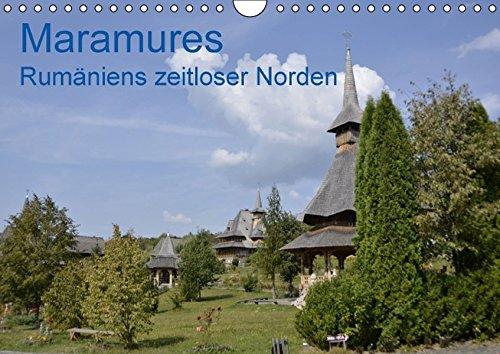 9783664520732: Maramures - Rum�niens zeitloser NordenAT-Version (Wandkalender 2016 DIN A4 quer): Im abgelegenen Norden Rum�niens befindet sich die traditionelle Region Maramures (Monatskalender, 14 Seiten)