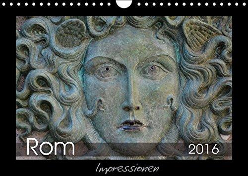 9783664521036: Rom Impressionen 2016 (Wandkalender 2016 DIN A4 quer): Faszinierende Fotografien - besondere Momentaufnahmen. (Monatskalender, 14 Seiten)