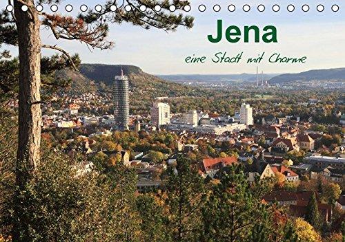 9783664533909: Jena in Thüringen (Tischkalender 2016 DIN A5 quer): Jena ist eine Stadt im mittleren Saaletal in Thüringen. (Monatskalender, 14 Seiten)