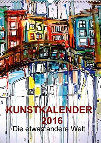 9783664534968: Kunstkalender 2016