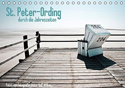 9783664540471: St. Peter-Ording durch die Jahreszeiten (Tischkalender 2016 DIN A5 quer): Eine Reise durch die 12 Monate des Jahres in St. Peter-Ording (Monatskalender, 14 Seiten)