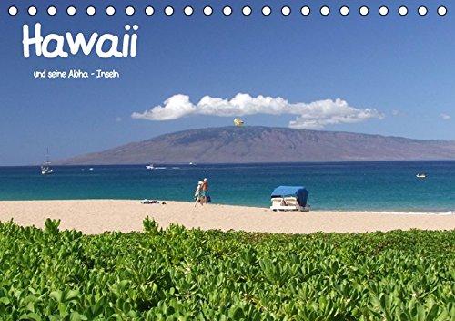 9783664540631: Hawaii und seine Aloha - InselnCH-Version (Tischkalender 2016 DIN A5 quer): Hawaii - der 50. Bundesstaat der USA. Die Inselkette bildet die nördliche ... Dreiecks. (Monatskalender, 14 Seiten)