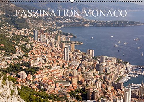 9783664548095: Faszination Monaco - Wandkalender 2016