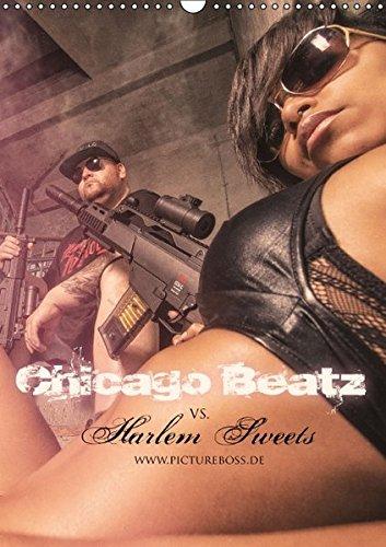 9783664557936: Hip Hop Kalender - Chicago Beatz vs. Harlem Sweets (Wandkalender 2016 DIN A3 hoch): Das Highlight für Hip Hop Fans (Monatskalender, 14 Seiten)