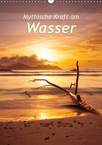 9783664561261: Mythische Kraft am Wasser (Wandkalender 2016 DIN A3 hoch): Landschaften am Wasser, die beeindrucken. (Monatskalender, 14 Seiten)