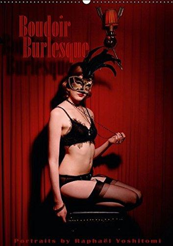 9783664561322: Boudoir Burlesque (Wandkalender 2016 DIN A2 hoch): Showgirls ganz privat (Monatskalender, 14 Seiten)
