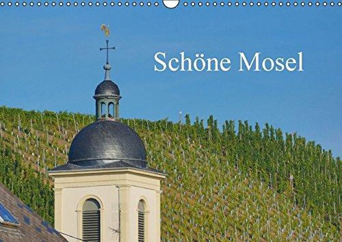 9783664567058: Schöne Mosel (Wandkalender 2016 DIN A3 quer): Eine kurze Reise an der Mosel (Monatskalender, 14 Seiten)
